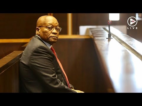 Jacob Zuma back in court on corruption charges