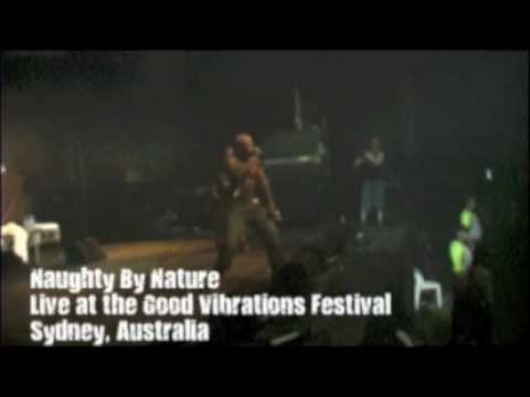 "Naughty By Nature - LIVE in SYDNEY (""GUARD YOUR GRILL"" & ""MOURN YOU TIL I JOIN YOU"" R.I.P 2PAC"