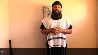 Counting the Omer - High Energy Living