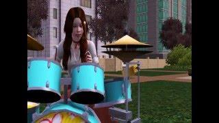 포미닛4minute-HuH(The Sims 3 version)music video