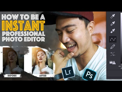 HOW TO BE A INSTANT PROFESSIONAL Photo EDITOR