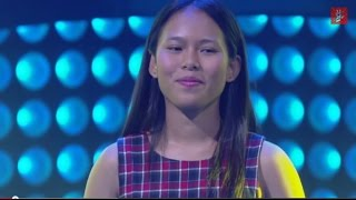 The Voice Kids Thailand - น้ำฝน - ปริญญาใจ - 1 Mar 2015