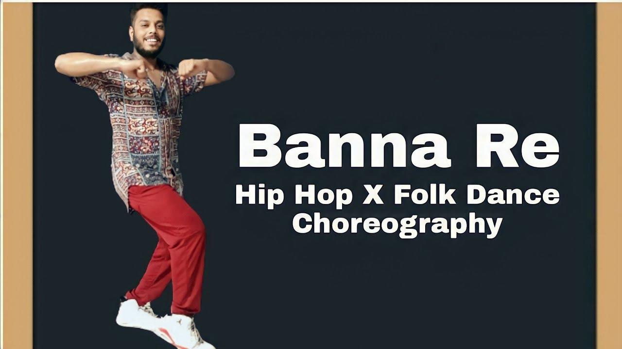 Banna Re | Rajasthani Folk With Hip Hop Dance Video | Latest Hindi Songs 2021 | Sangeet Choreography