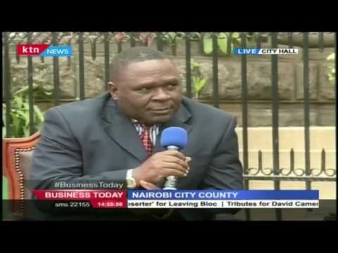 Nairobi county suffers budgetory shortfall from YouTube · Duration:  2 minutes 9 seconds