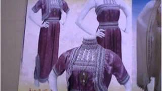 collection gandoura kabyle algérienne