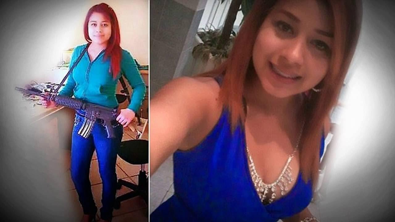 Mujer policia de mexico baila desnuda frente a la camara - 2 part 7