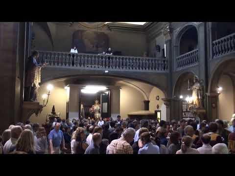 Cant dels Goigs de la Mare de Déu del Tura Olot 2012