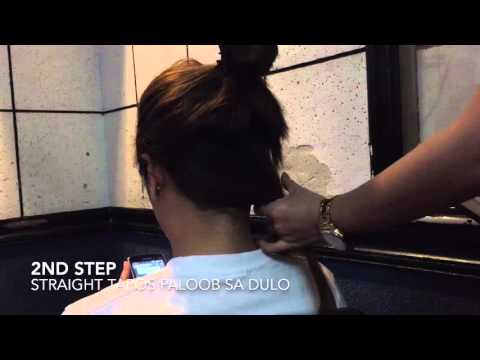 Female Fashion Style: Easy and quick beautiful officemate hair makeover