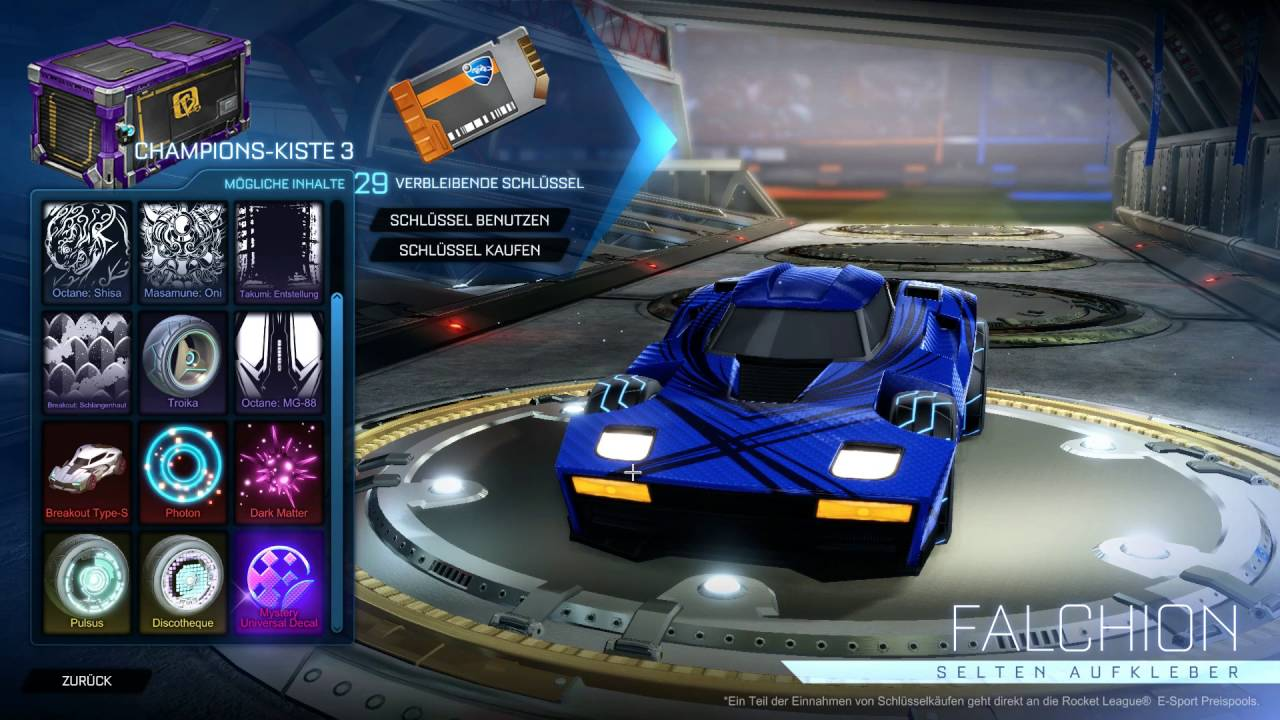 rocket league how to buy crates