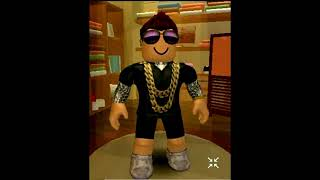 my evulution of my roblox avatar