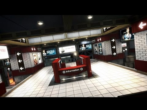 UNKILLED - Subway - A Brand New Multiplayer Map