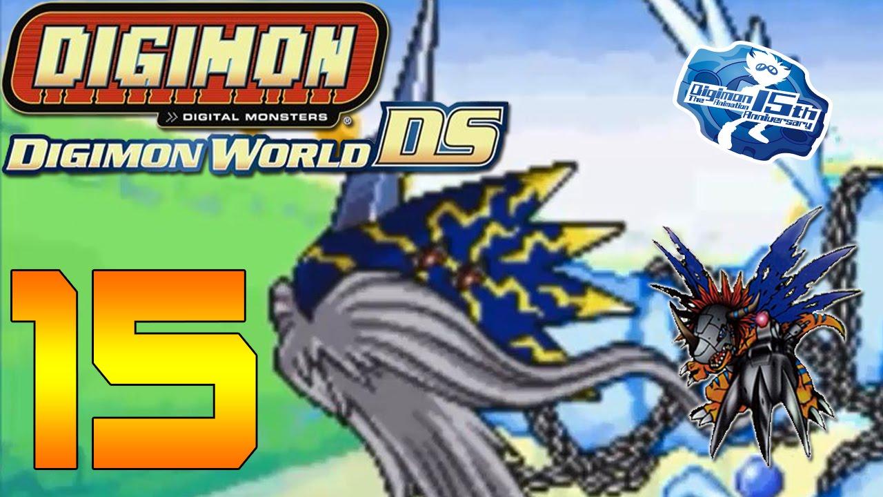 Digimon World DS: Part 15 (Vs Azulongmon) [Blind] - TheTripmon