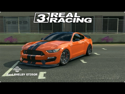 Real Racing 3 FORD SHELBY GT350R