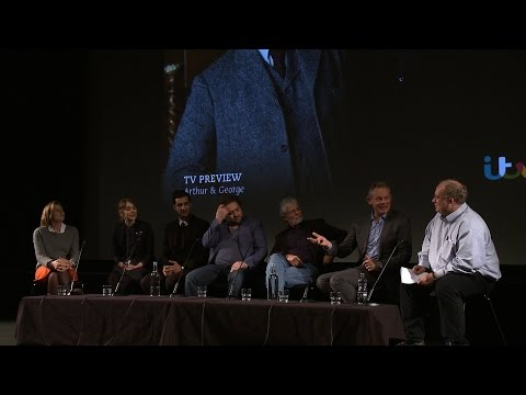 Arthur & George Q&A with Martin Clunes  BFI