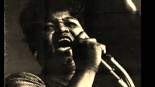 "Willie Mae ""Big Mama"" Thornton-Summertime"