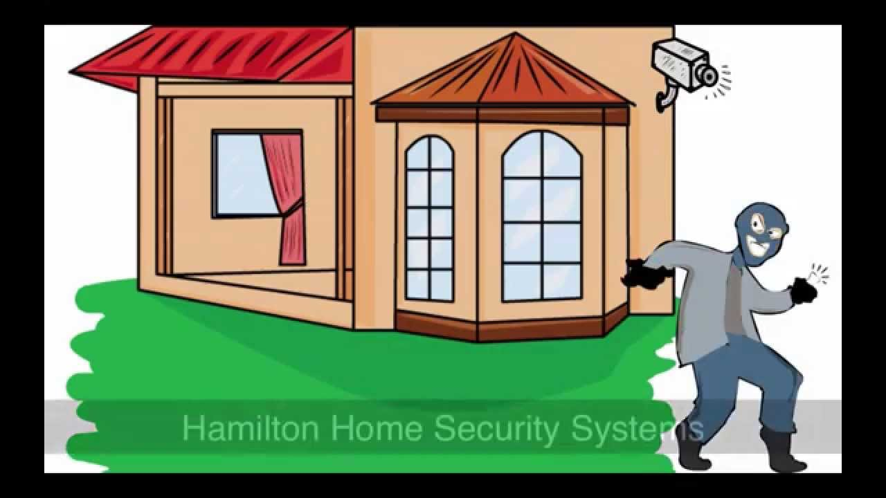 hamilton home security systems youtube. Black Bedroom Furniture Sets. Home Design Ideas