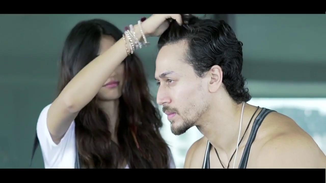 Baaghi 12 Tiger Shroff Hair Cut Transformation - YouTube