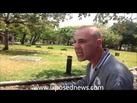 Narco Reggetonero Kendo Kaponi le ruega por su vida a Narco Sikario Jonathan Polvo