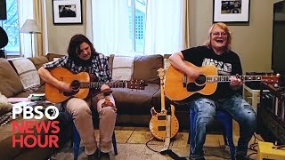 WATCH: The Indigo Girls answer our call for #SongsOfComfort