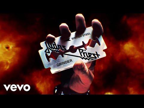 Judas Priest - Grinder (Official Audio)