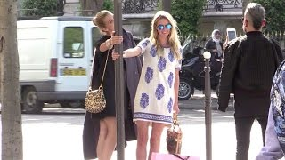 EXCLUSIVE - Nicky Hilton gets ready for her upcoming wedding in Paris