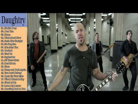 The Very Best of  Daughtry 2017 Full Album