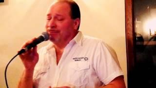 Вокалист Юрий Трещенков и эстрадно джазовый коллектив