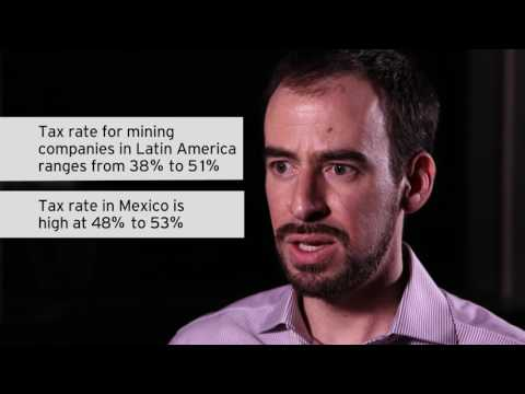 The impact of tax on mining investments in Mexico