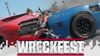 WRECKFEST -  The Harvester! (feat. Kurt and Cone!)