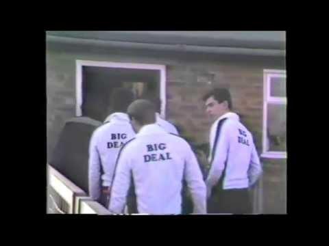 Big Deal's Robbie Box XI v Royston Ravers XI 1986