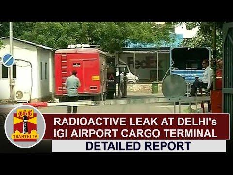 Radioactive Leak at Delhi