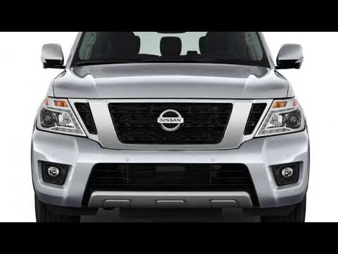 2018 Nissan Armada Is Not a Pretty Vehicle Styling REVIEW
