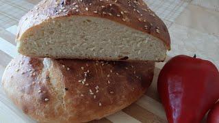 Ароматный домашний хлеб Рецепт вкусного домашнего хлебушка
