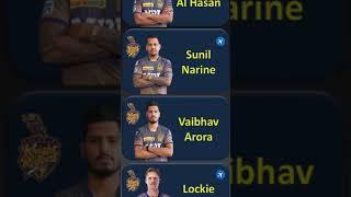 IPL 2021 Kolkata Knight Riders Squad   KKR IPL 2021 UAE