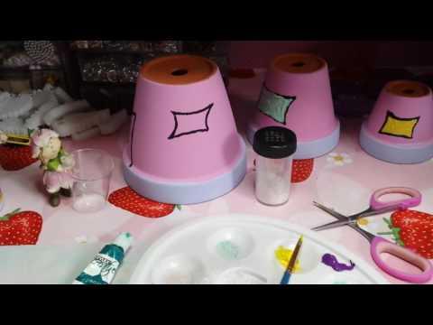 Watch me craft, DIY Leuchtturm / Lighthouse ^^ Teil 3
