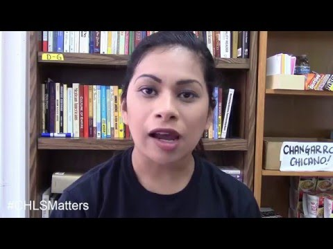 CHLS Matters- CSULB Chicano/a Latino/a Studies project