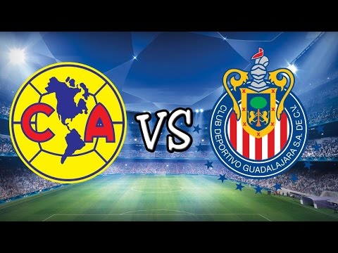 AMERICA VS CHIVAS / Radio youtube / Comentando en vivo