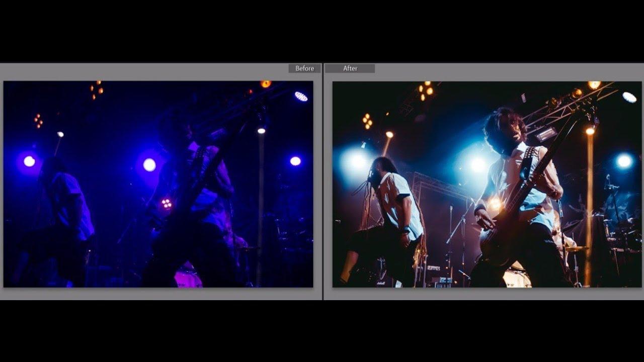 некрасивое поведение техника обработки концертных фотографий зависимости того