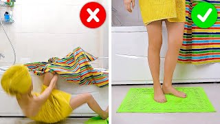 18 AWESOME BATHROOM HACKS YOU NEED TO KNOW