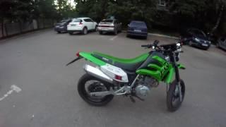 Обзор мотоцикла Lifan LF200 GY-5 мотард