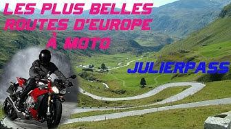 Les plus beaux cols suisse moto