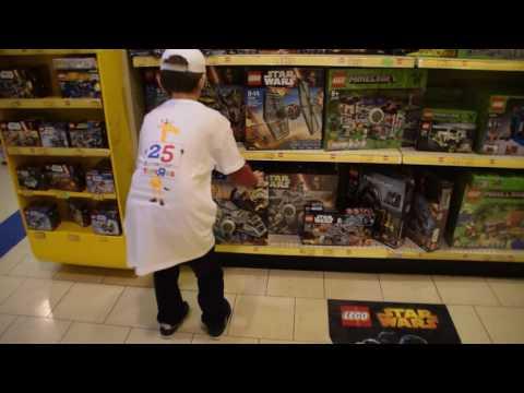 25 aniversari Toys  R Us Sant Quirze del Vallès