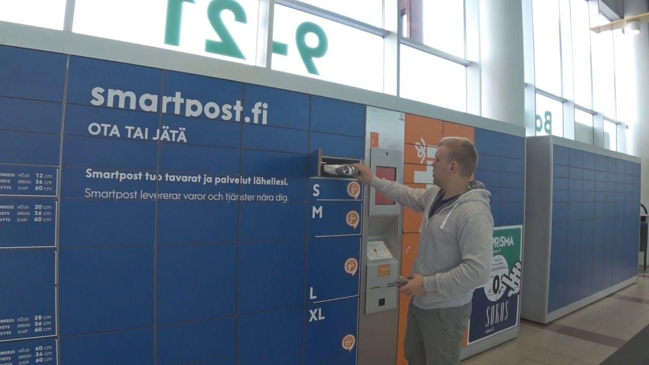 Финляндия. Что Такое Почта в Автоматизированной Почте. | купить автомат для заработка