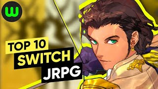 Top 10 Switch JRPGs of All Time | whatoplay