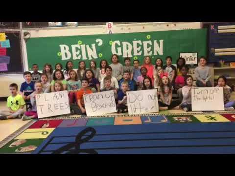 Kent Island Elementary School Earth Day 2019
