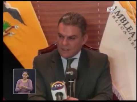 Archivan solicitud de juicio político contra el vicepresidente Jorge Glas
