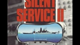 [INTRO][PC]Silent Service II for PC