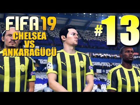 FIFA 19 KARİYER #13: EFSANE ŞAMPİYONLAR LİGİ ÇEYREK FİNAL MAÇLARI! thumbnail