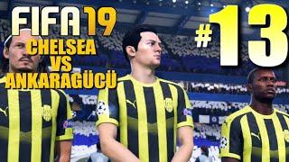 FIFA 19 KARİYER #13: EFSANE ŞAMPİYONLAR LİGİ ÇEYREK FİNAL MAÇLARI!