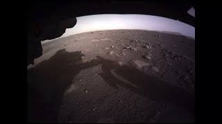 See Perseverance's first color images of Martian surface